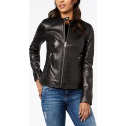 Marc New York Quilted Leather Moto Jacket found on MODAPINS from Macy's Australia for USD $325.33