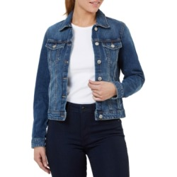 Numero Classic-Fit Denim Jacket found on MODAPINS from Macy's Australia for USD $31.67