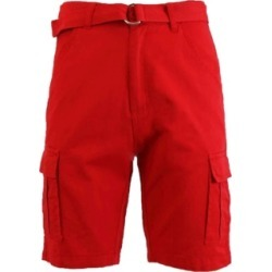 Blue Rock Men's Cotton Belted Cargo Shorts found on MODAPINS from Macys CA for USD $18.10