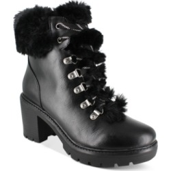 Esprit Ember Faux-Fur Booties Women's Shoes found on MODAPINS from Macys CA for USD $82.98