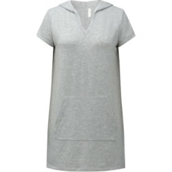 Ideology Cotton V-Neck Hooded Tunic, Created for Macy's found on Bargain Bro from Macy's for USD $18.81