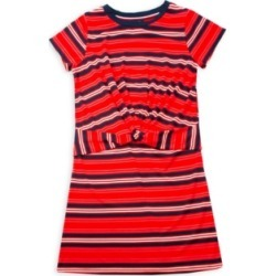 Tommy Hilfiger Little Girls Yarn Dye Twist Front Dress found on Bargain Bro India from Macy's for $31.87