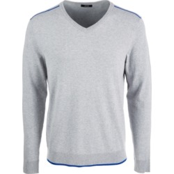 Alfani Men's Tipped V-Neck Sweater, Created for Macy's found on MODAPINS from Macy's for USD $16.93