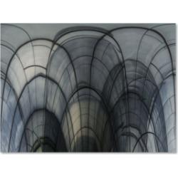 Luc Vangindertael 'Cobweb Cathedral' Canvas Art - 32