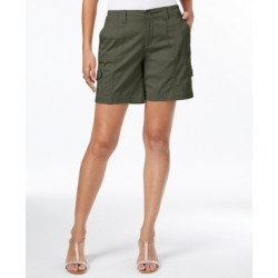 Style & Co Curvy-Fit Comfort-Waist Cargo Shorts, Created for Macy's found on MODAPINS from Macy's Australia for USD $26.53