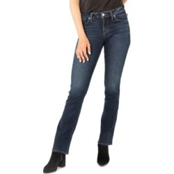 Silver Jeans Co. Avery Slim Bootcut Jeans found on MODAPINS from Macys CA for USD $49.73