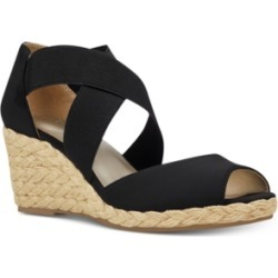 Bandolino Hullen Espadrille Platform Wedge Sandals Women's Shoes