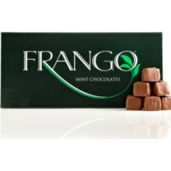 Frango Chocolates 1 Lb Milk Mint Box of Chocolates