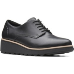 Clarks Collection Women's Sharon Noel Platform Oxfords Women's Shoes found on Bargain Bro Philippines from Macy's Australia for $75.97