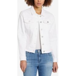 Skinny Girl Classic Denim Jacket found on MODAPINS from Macys CA for USD $101.17