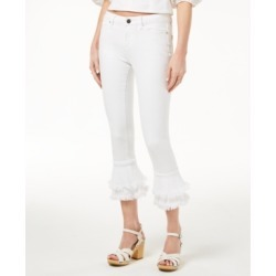 1.state Tiered Flared Jeans found on MODAPINS from Macy's for USD $119.00