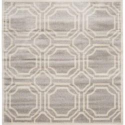 Safavieh Amherst Indoor/Outdoor AMT411B 7' x 7' Square Area Rug found on Bargain Bro Philippines from Macy's for $196.00