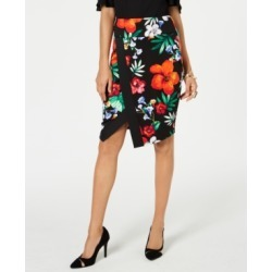 Thalia Sodi Printed Wrap Scuba Skirt, Created for Macy's found on Bargain Bro India from Macys CA for $14.81