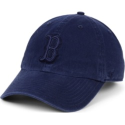 '47 Brand Boston Red Sox Tonal Clean Up Strapback Cap found on Bargain Bro Philippines from Macy's for $27.99