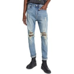 Guess Men's Slim-Fit Tapered, Cropped Jeans found on MODAPINS from Macy's for USD $108.00