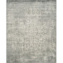 Safavieh Evoke EVK256S Silver/Ivory 8' x 10' Area Rug found on Bargain Bro Philippines from Macy's for $320.00