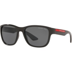 Prada Linea Rossa Active Polarized Sunglasses, Ps 01US 59 found on Bargain Bro India from Macy's for $300.00