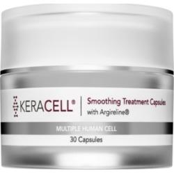 Keracell Smoothing Treatment Capsules with Argireline, 30 Capsules