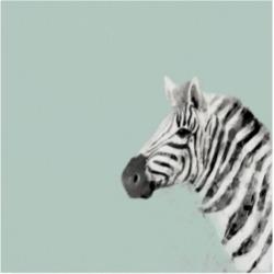 """Victoria Borges Pop Safari Ii Canvas Art - 20"""" x 25"""""""