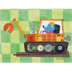 Holli Conger Animal Transporters 2 Canvas Art - 15.5