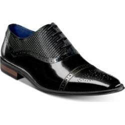 Stacy Adams Men's MacKay Cap-Toe Oxfords Men's Shoes found on Bargain Bro India from Macys CA for $126.29