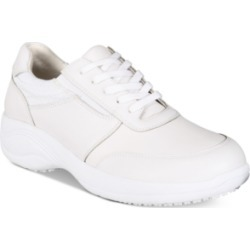 Easy Works By Easy Street Women's Middy Lace-Up Slip Resistant Sneakers Women's Shoes