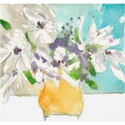 Samuel Dixon Magnolia Moment I Canvas Art - 15.5