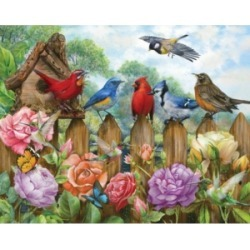 Springbok Puzzles Morning Serenade 500 Piece Jigsaw Puzzle