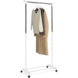 Whitmor Adjustable Garment Rack found on Bargain Bro India from Macy's for $29.99