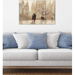 "iCanvas ""An Evening Out I"" by Julia Purinton Gallery-Wrapped Canvas Print (26 x 40 x 0.75)"