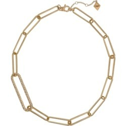Christian Siriano New York Gold Tone Long Link Short Necklace found on Bargain Bro Philippines from Macy's Australia for $35.98