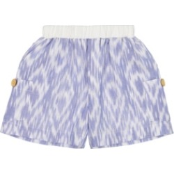 Masala Baby Big Boys Cargo Shorts Ikat Diamond, 12-18M Women's Swimsuit found on MODAPINS from Macy's for USD $36.00