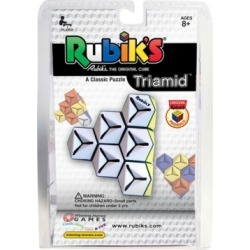 Rubik's Triamid Puzzle Game
