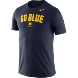 Nike Men's Michigan Wolverines Dri-fit Local Verbiage T-Shirt found on Bargain Bro India from Macy's for $30.00