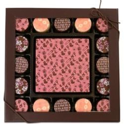Chocolate Works 17-Pc. Baby Girl Gourmet Chocolate Truffles