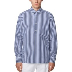Boss Men's Ferris Relaxed-Fit Shirt found on Bargain Bro India from Macy's for $158.00