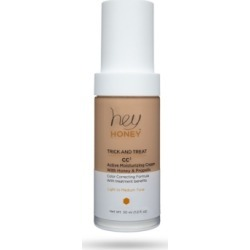 Hey Honey Trick and Treat CC2 Cream Active Moisturizing Color Correcting Cream with Honey and Propolis, 30 ml