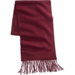 Club Room Men's Solid Cashmere Scarf, Created for Macy's found on Bargain Bro Philippines from Macy's for $120.00