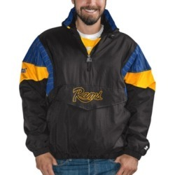 Starter Los Angeles Rams 100th Starter Breakaway Pullover Jacket