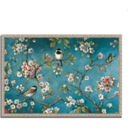 Tangletown Fine Art Blossom I by Lisa Audit Fine Art Giclee Print on Gallery Wrap Canvas, 47