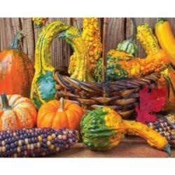 Springbok Puzzles Harvest Colors 1000 Piece Jigsaw Puzzle