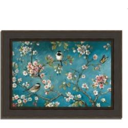 Tangletown Fine Art Blossom I by Lisa Audit Framed Painting Print, 44