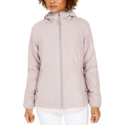 Hfx Faux-Fur-Lined Hooded Water-Resistant Jacket found on MODAPINS from Macy's Australia for USD $51.56