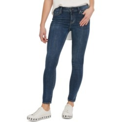 Dkny Jeans Mid-Rise Skinny-Fit Ankle Jeans found on MODAPINS from Macy's for USD $79.00