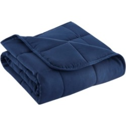 Bon Voyage Microfiber Weighted Travel Throw