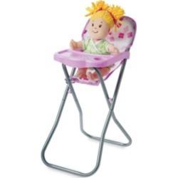Manhattan Toy Baby Stella Doll Blissful Blooms High Chair