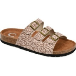 Journee Collection Women's Desta Slide Sandal Women's Shoes found on Bargain Bro India from Macy's for $55.00