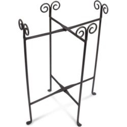 St. Croix Kindwer Iron Floor Stand for Oval Tub