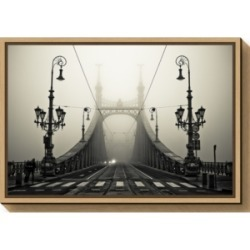 Amanti Art The Bridge by Arminmarten Canvas Framed Art found on Bargain Bro India from Macy's for $85.99
