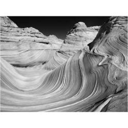 """Monte Nagler Sandstone Sculpture Vermillion Cliffs Wilderness Arizona Canvas Art - 20"""" x 25"""""""